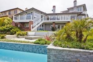 Ngôi nhà trên sườn đồi ở San Diego