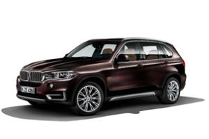 BMW X5 2014 thêm phụ kiện mới