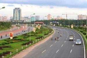 Đề án thu phí Đại lộ Thăng Long sẽ trình Thủ tướng