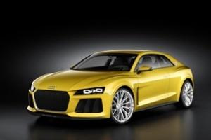 Audi Sport Quattro chính thức ra mắt