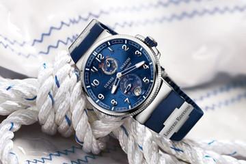 Đồng hồ Ulysse Nardin Monaco phiên bản giới hạn 2013
