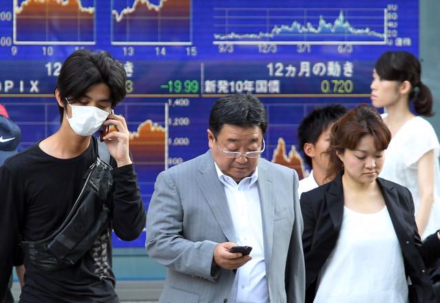 Sáng 10/9:Chứng khoán Châu Á tăng phiên thứ 9 nhờ kỳ vọng vào kinh tế Trung Quốc