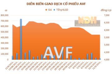 AVF phát hành hơn 15 triệu cổ phiếu cho cổ đông và CBNV