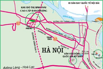Quy hoạch đường vành đai 4 Thủ đô Hà Nội