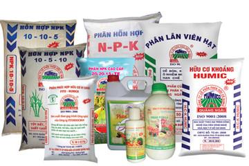 HUMIC Quảng Ngãi sản xuất phân bón kém chất lượng