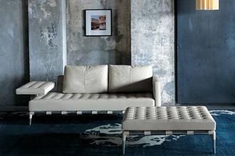 Ghế hiện đại 241 Prive' của Philippe Starck