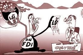 Nhiều địa phương còn lơ là báo cáo FDI