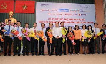 DongA Bank hỗ trợ vốn cho các doanh nghiệp tại TP HCM