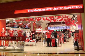Manchester United báo doanh thu kỷ lục