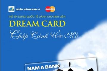 Nam A Bank phát hành thẻ tín dụng dành cho sinh viên