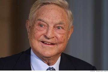 Nhà đầu tư tỷ phú George Soros lấy vợ thứ 3