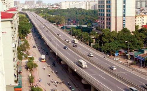Thay đổi quan trọng trên tuyến đường vành đai 3 Hà Nội