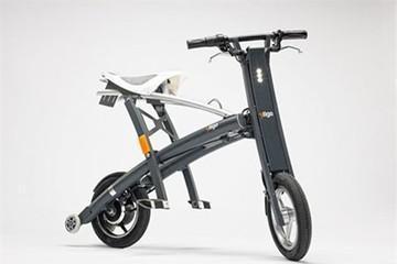 Chiếc scooter điện nhỏ gọn nhất thế giới