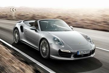 Porsche 911 Turbo sắp về VN, giá trên 10 tỷ đồng