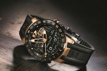 Đồng hồ Ulysse Nardin Black Toro