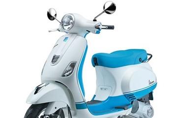 Vespa LX thêm phiên bản hai màu sơn tại Việt Nam