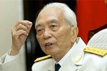Đại tướng Võ Nguyên Giáp qua đời