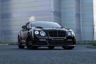 Onyx Concept tiết lộ Bentley Continental GTX