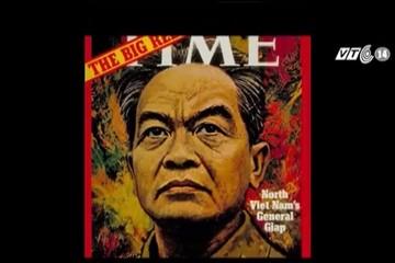 Đại tướng Võ Nguyên Giáp ba lần lên bìa tạp chí Time
