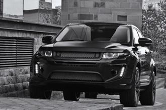 Range Rover Evoque thêm sang trọng nhờ Kahn Design