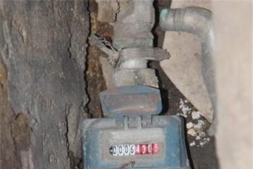 57.000 đồng hồ nước ở TP.HCM có chỉ số tiêu thụ: 0m3
