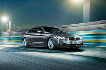 BMW sắp ra xe sang 2 cửa mới tại Việt Nam