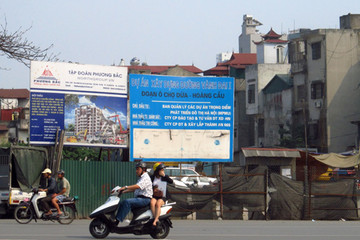 Tháng 12/2013: Thông xe đoạn Ô Chợ Dừa - Hoàng Cầu