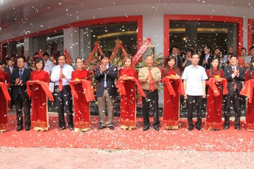 HDBank: Khai trương chi nhánh Hà Tĩnh