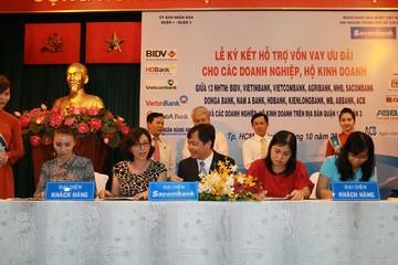 Tp.HCM: Thêm 60 doanh nghiệp được vay vốn ưu đãi