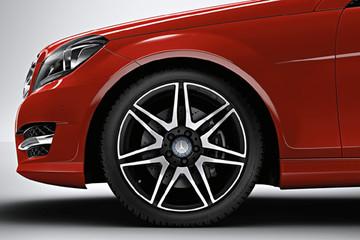 C-class mới của Mercedes - Benz được nâng cấp nhiều hơn