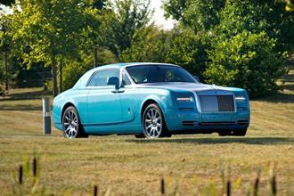 Rolls-Royce Phantom đặc biệt giá 680.000 USD