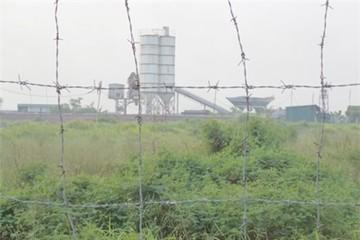 Dự án hoành tráng thành bãi cỏ hoang lớn nhất Mê Linh