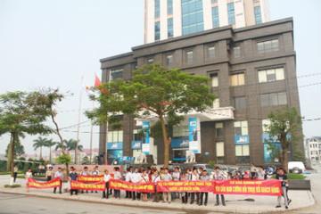 Khách hàng tố đại gia Nam Cường 'ăn gian diện tích