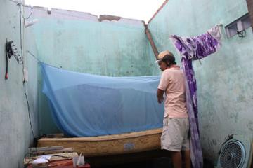 Miền Trung thiệt hại nặng sau bão Nari