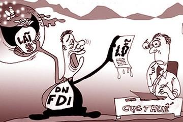 65 doanh nghiệp FDI sai phạm thuế