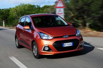 Hyundai i10 2014 sắp về Việt Nam