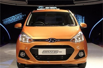 'Soi' trước xe giá rẻ sắp về Việt Nam của Hyundai