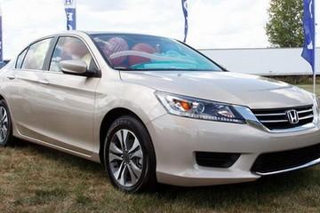 Honda Accord 2013 sắp ra mắt tại Việt Nam