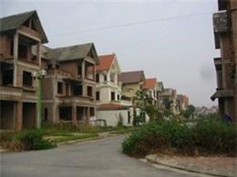 TP HCM bắt đầu có biệt thự bỏ hoang