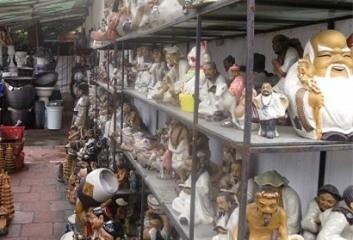 Sản xuất gốm sứ: Vẫn loay hoay trong khó khăn