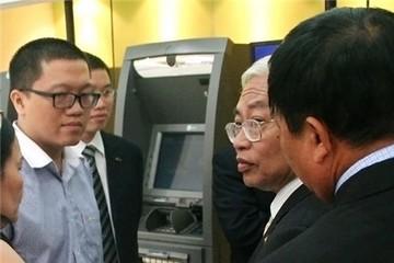 Việt Nam sắp triển khai máy ATM mới, nhận dạng được serial tiền