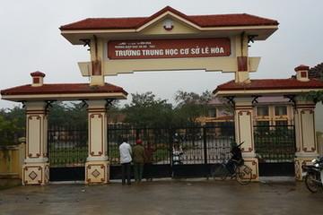 Nổ bom chết người ở trường: Do học sinh mang đầu nổ đến nghịch