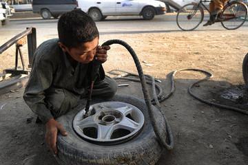 Khó tìm việc làm như ở Afghanistan