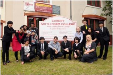 Học bổng hấp dẫn từ Cardiff Sixth Form College