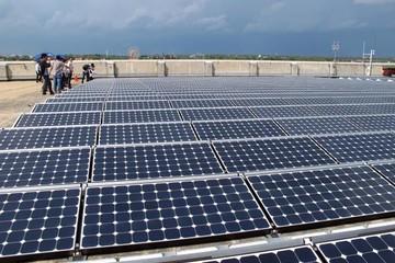 Đối tác ngoại rút khỏi các dự án pin mặt trời