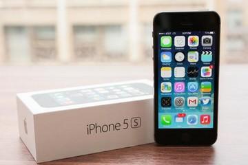 Hiếm hàng, iPhone 5s bắt đầu tăng giá