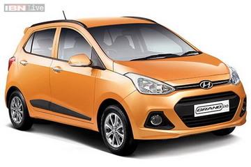 Hyundai i10 sắp về Việt Nam