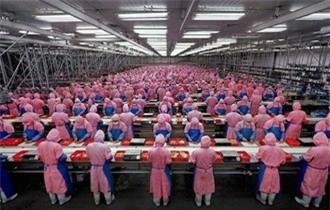Sản xuất Trung Quốc tăng mạnh nhất trong 7 tháng