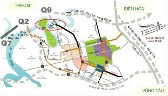 Hàn Quốc muốn đầu tư xây dựng đường Tân Vạn - Nhơn Trạch