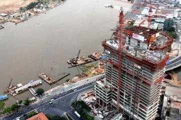 TP Hồ Chí Minh: Bốn ngành công nghiệp trọng điểm tăng trưởng thấp